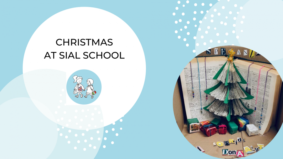 Christmas at SIAL school