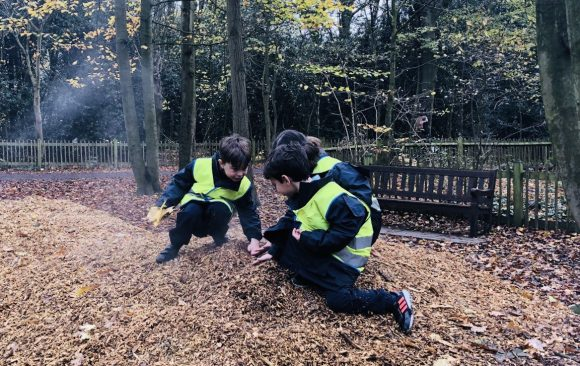 Giocare all'aperto: un'avventura al parco