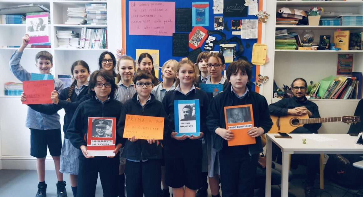 Legality Day at SIAL.school: commemorating Giovanni Falcone